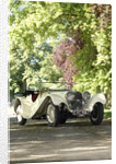 1940 SS100 Jaguar Roadster by Unknown