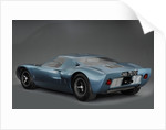 1966 Ford GT40 by Unknown