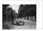 JA Bastock's MG PA, winner of a silver award at the MCC Torquay Rally, July 1937 by Bill Brunell
