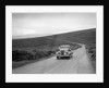 DJH Currie's Ford V8, winner of a silver award at the MCC Torquay Rally, July 1937 by Bill Brunell