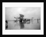 Armstrong Whitworth Argosy, Croydon Aerodrome, 25 April 1931 by Bill Brunell