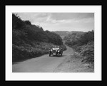 Austin 12/4 taking part in a First Aid Nursing Yeomanry trial or rally, 1931 by Bill Brunell