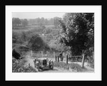 1933 MG J2 Standard taking part in a West Hants Light Car Club Trial, Ibberton Hill, Dorset, 1930s by Bill Brunell