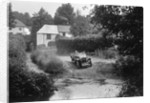 MG PA competing in the B&HMC Brighton-Beer Trial, Windout Lane, near Dunsford, Devon, 1934 by Bill Brunell