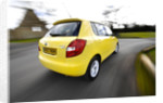 2008 Skoda Fabia 2 by Unknown