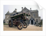 1921 Burrell Earl Beatty Showman'sTraction engine by Unknown