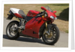 2002 Ducati 998R by Unknown
