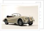 1955 Jaguar XK140 by Unknown