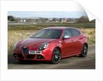 2010 Alfa Romeo Giulietta 1750 Cloverleaf by Unknown