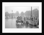 1904 Oldsmobile on the London to Brighton RAC Veteran Car Run of 1953 by Unknown