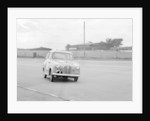 Austin A35 at 750 MC 6 hour relay race Silverstone 1957 by Unknown