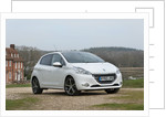 2014 Peugeot 208 Hdi by Unknown