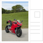 2014 Ducati 899 Panigale by Unknown