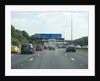 Traffic on the M6 Motorway 2014 by Unknown