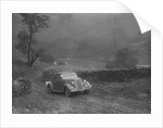 Ford V8 2-seater and dickey of IDK Stewart competing in the MCC Sporting Trial, 1935 by Bill Brunell