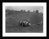 MG Magnette competing in the MG Car Club Rushmere Hillclimb, Shropshire, 1935 by Bill Brunell