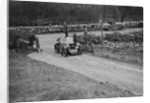 MG M type of JA Berry competing in the MCC Sporting Trial, 1930 by Bill Brunell