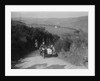 990 cc AJS and sidecar of M Laidlaw at the MCC Lands End Trial, Beggars Roost, Devon, 1936 by Bill Brunell