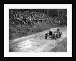 Bugatti Type 40 of Miss C Turner at the Shelsley Walsh Amateur Hillclimb, Worcestershire, 1929 by Bill Brunell