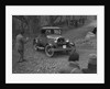 Ford Model A 2-seater of AJ Midgely competing in the Sunbeam Motor Car Club Bognor Trial, 1929 by Bill Brunell