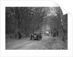 Frazer-Nash competing in the Sunbeam Motor Car Club Bognor Trial, 1929 by Bill Brunell
