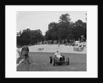 Bert Hadley's Austin7 works racer competing at Crystal Palace, London, 1939 by Bill Brunell
