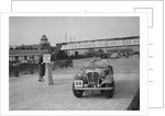 SS 2 competing in the JCC Rally, Brooklands, Surrey, 1939 by Bill Brunell