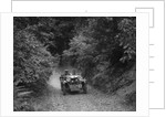 MG M type taking part in a motoring trial, c1930s by Bill Brunell