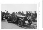 Invicta of DM Healey at the B&HMC Brighton Motor Rally, 1930 by Bill Brunell