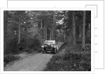 Talbot 18/55 4-seater tourer competing in the JCC Half-Day Trial, 1930 by Bill Brunell