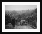 Bentley of FE Elgood competing in the MCC Exeter Trial, Ibberton Hill, Dorset, 1930 by Bill Brunell