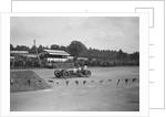 Talbot-Darracq of Henry Segrave, JCC 200 Mile Race, Brooklands, 1926 by Bill Brunell