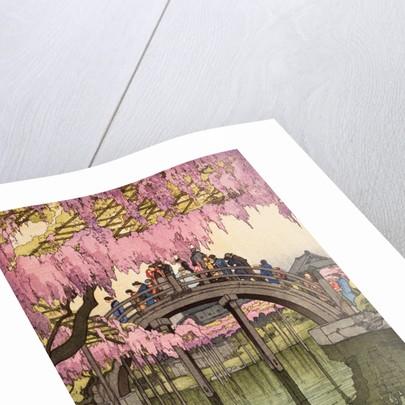 Kameido, from the series Tokyo Junidai by Yoshida Hiroshi