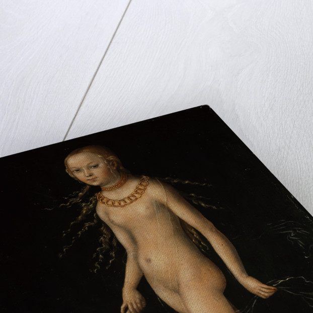Venus and Cupid by Lucas Cranach the Elder