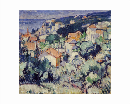 Landscape, South of France by Samuel John Peploe