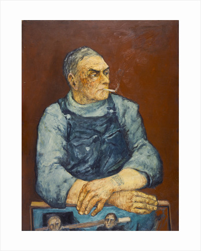My Father by John Bellany