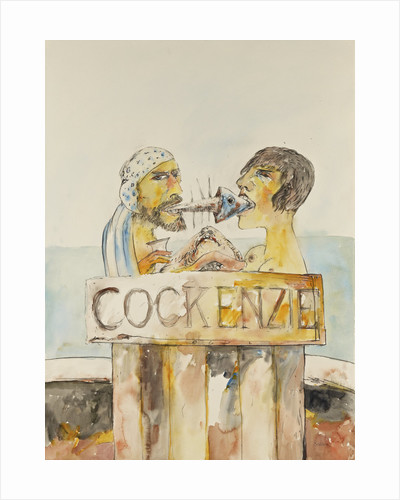 Cockenzie by John Bellany