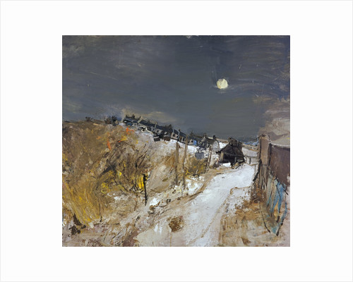 Catterline in Winter by Joan Eardley