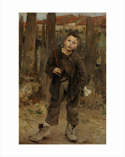 Pas Meche [Nothing Doing] by Jules Bastien-Lepage