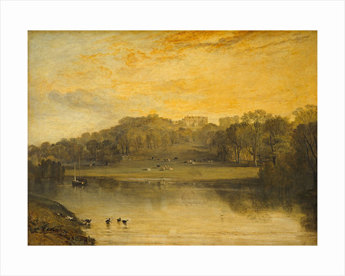 Somer Hill, Tonbridge by Joseph Mallord William Turner