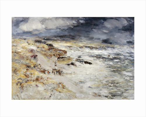 The Storm by William McTaggart