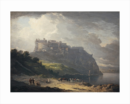 Edinburgh Castle and the Nor' Loch by Alexander Nasmyth