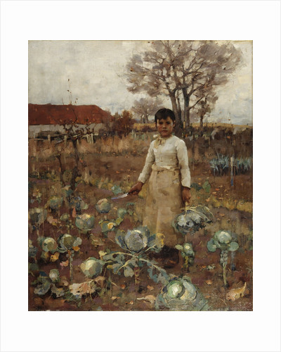 A Hind's Daughter by Sir James Guthrie
