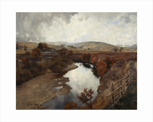 Autumn in Glencairn, Moniaive by James Paterson