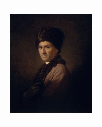 Jean-Jacques Rousseau (1712 - 1778) by Allan Ramsay