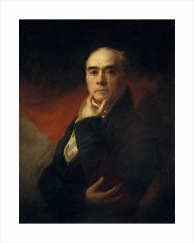 Self-portrait by Sir Henry Raeburn