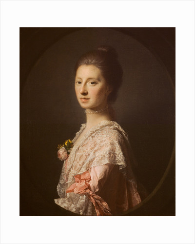 Mrs Anna Bruce of Arnot (died 1810) by Allan Ramsay