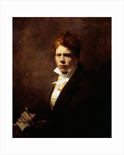 Sir David Wilkie, 1785 - 1841. Artist (Self-portrait) by Sir David Wilkie