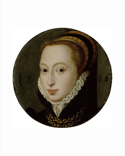 Lady Jean Gordon, Countess of Bothwell, 1544 - 1629. First wife of James Hepburn, 4th Earl of Bothwell by unknown