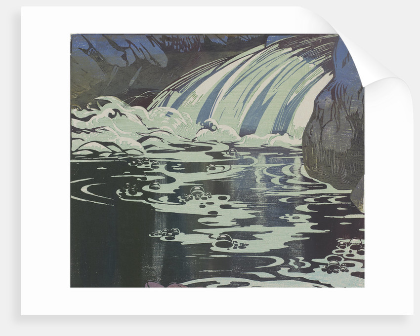 The Waterfall by Mabel Royds